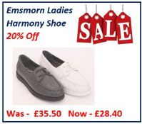 Emsmorn Ladies Harmony Shoe
